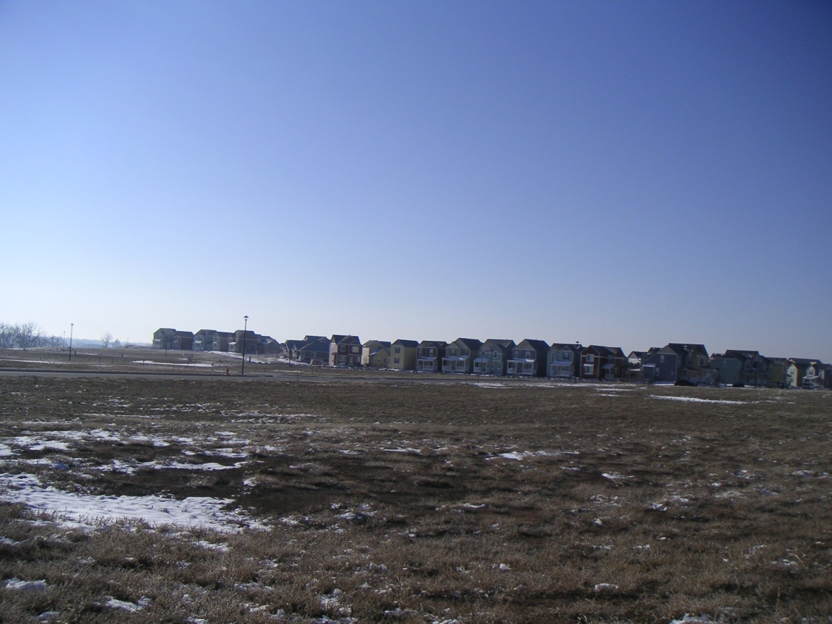 New Urbanism: SideHill, April 2009