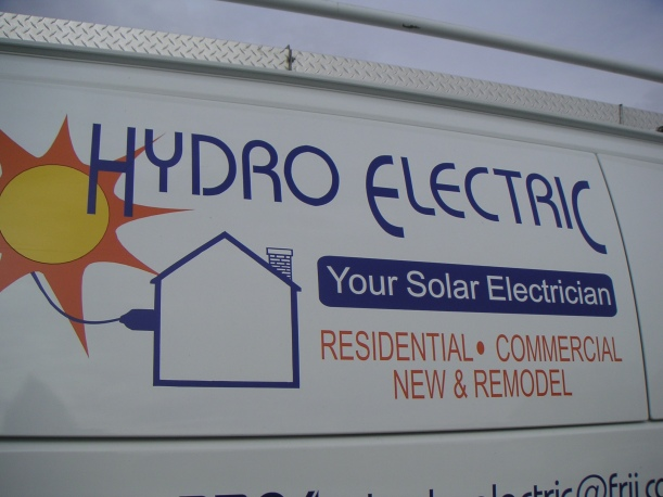 HydroElectric: The Solar Electrician