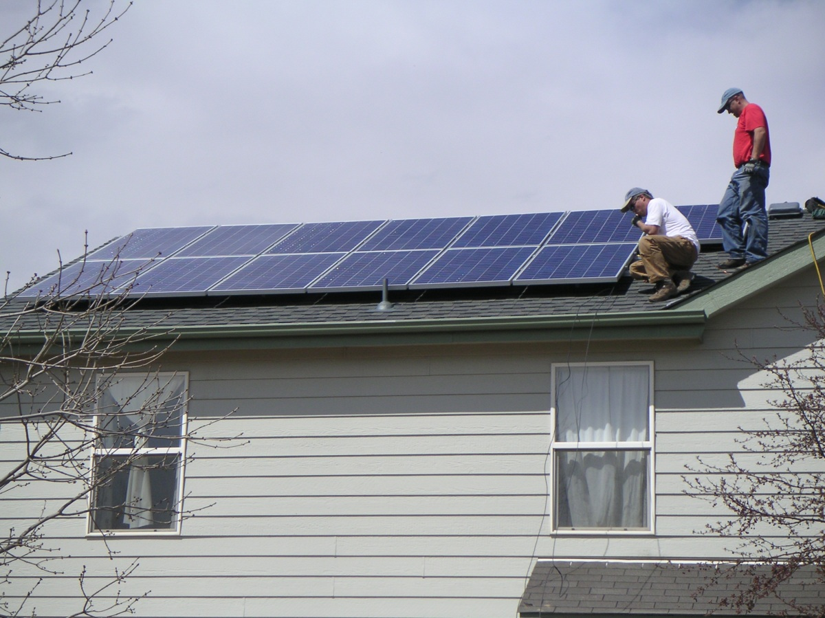 The Last Solar Panel