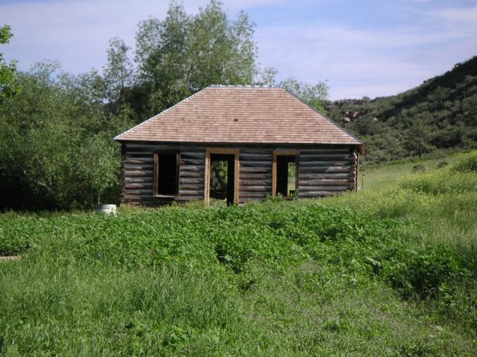 Bobcat Ridge: Kitchen/Smith Cabin (1917, 2008)