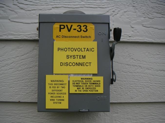 Photovoltaic Generator #33