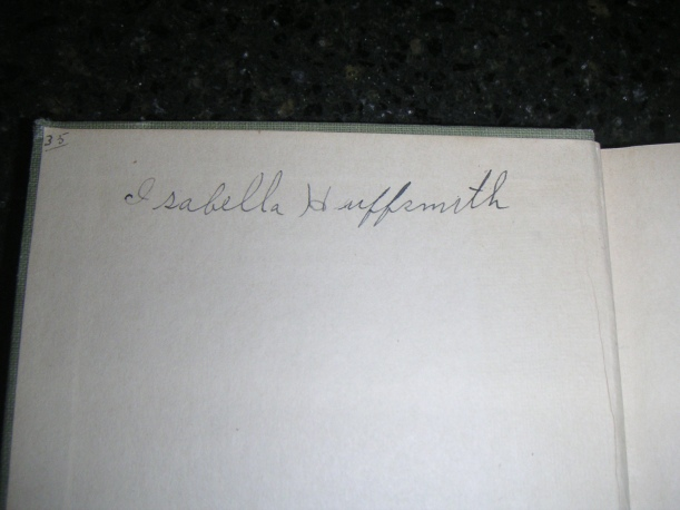 Isabella Huffsmith
