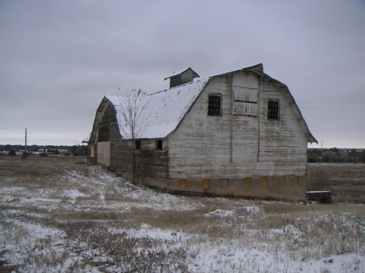 Bank Barn: October, 2009