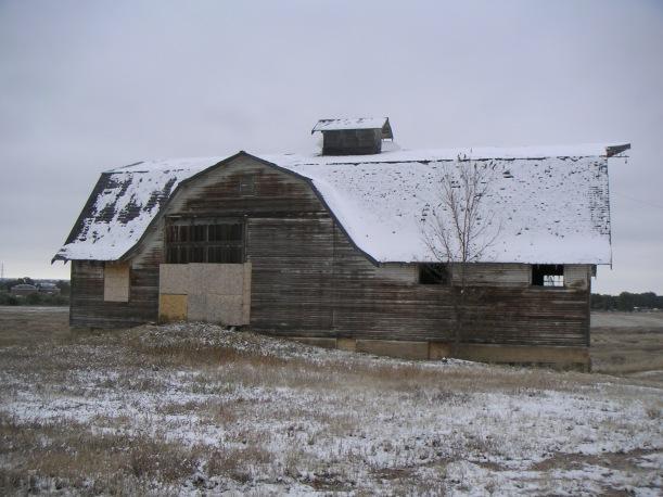Bank Barn: October, 2009