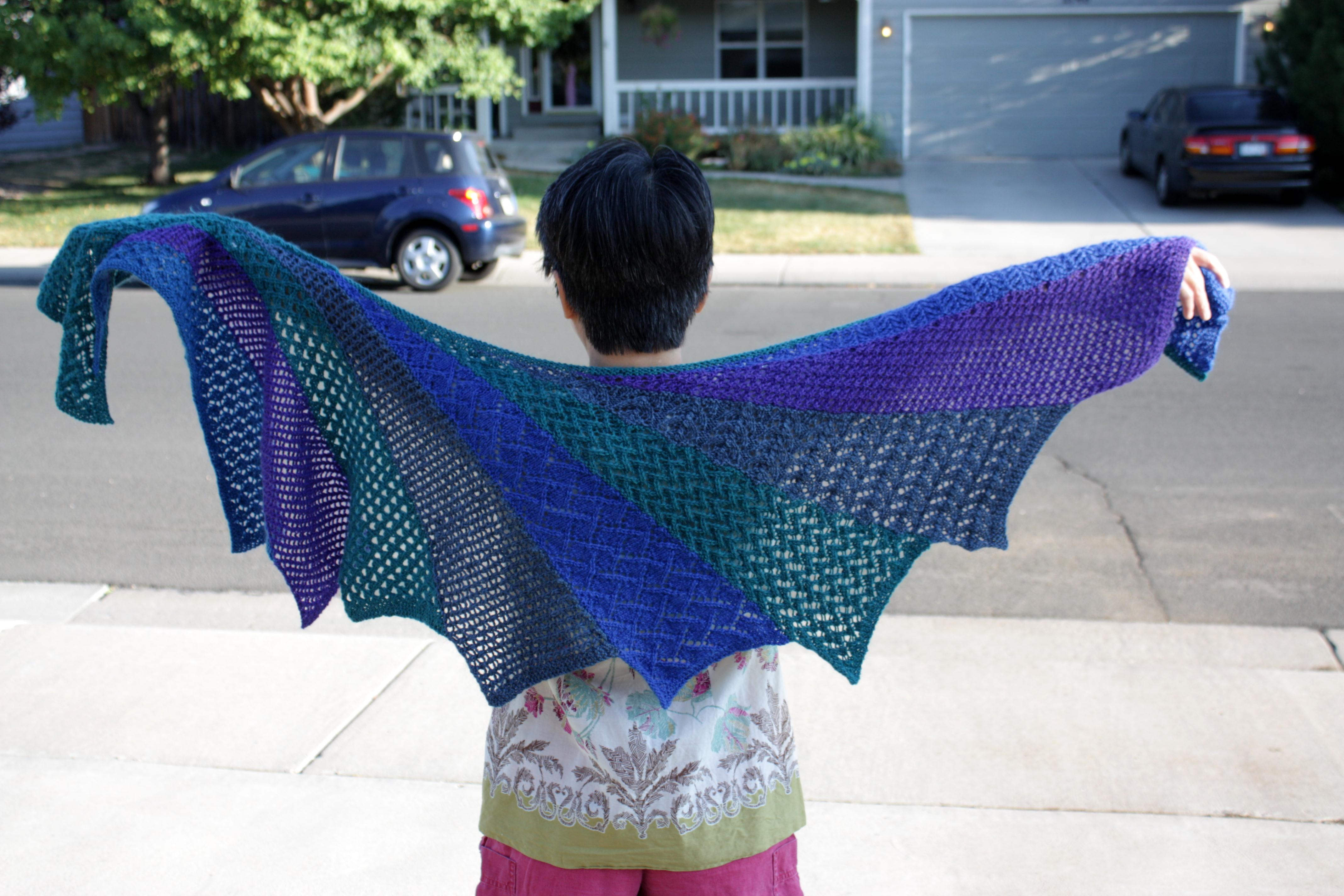 Knitting for the Fall: Wingspan – Opiegp\'s Blog