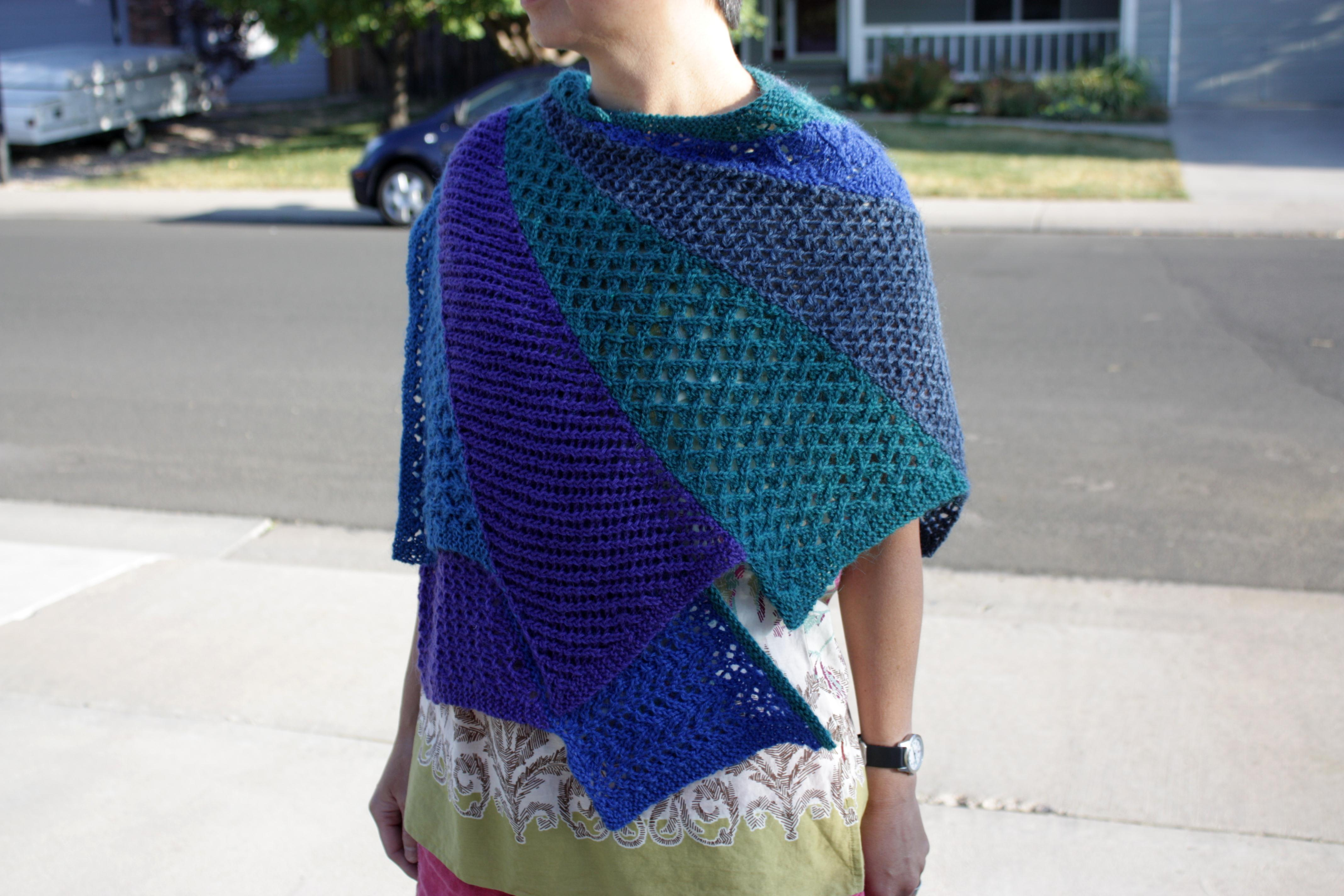 Wingspan Knitting Pattern : Knitting for the Fall: Wingspan   Opiegps Blog