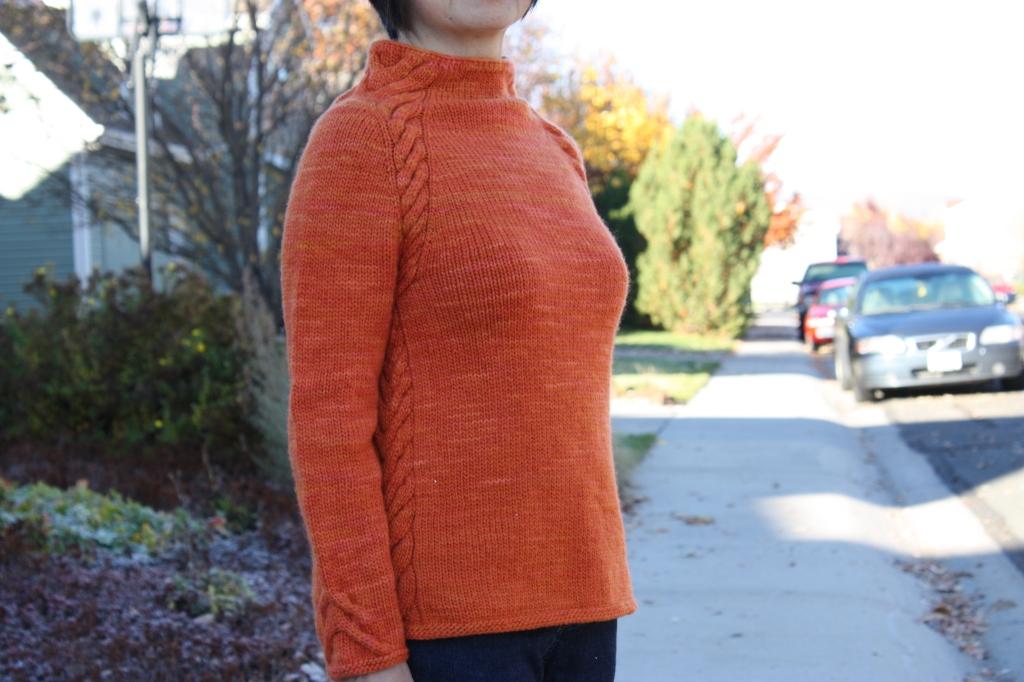 Halliard pullover