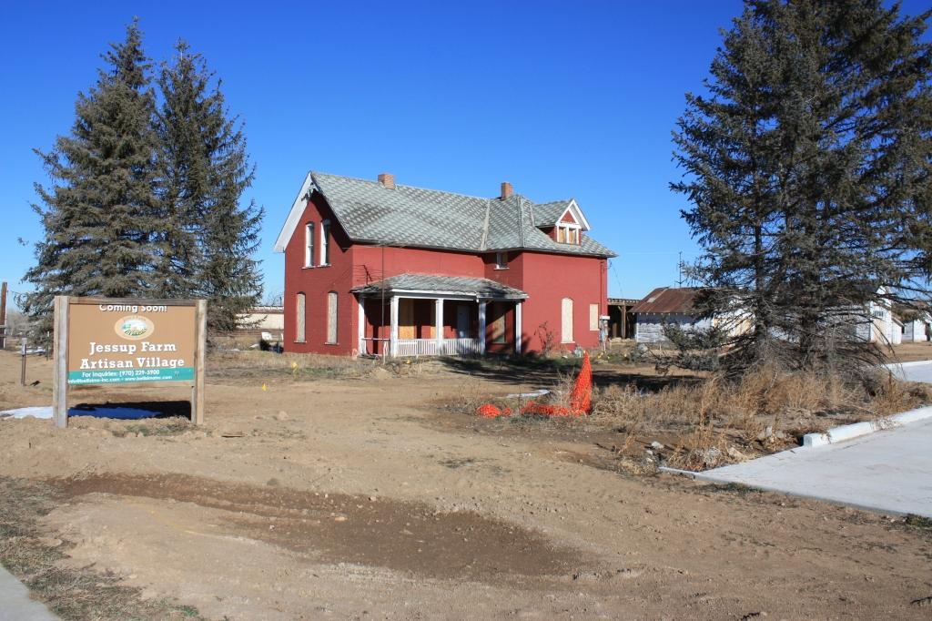 The Jessup Farm House