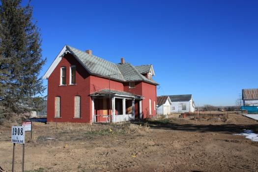 Jessup Farm, main house