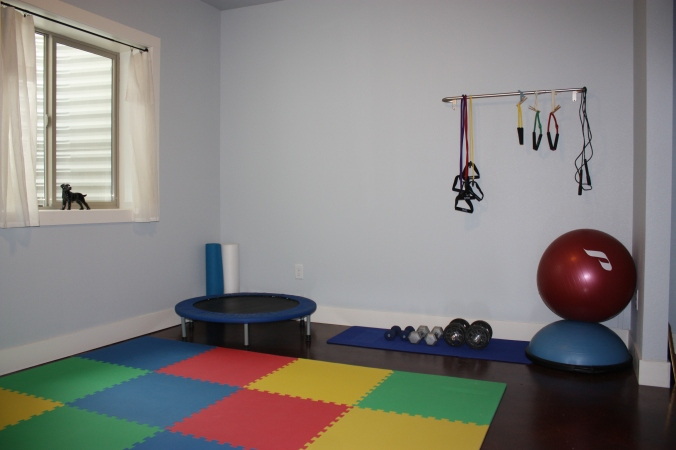 DH's Exercise Room