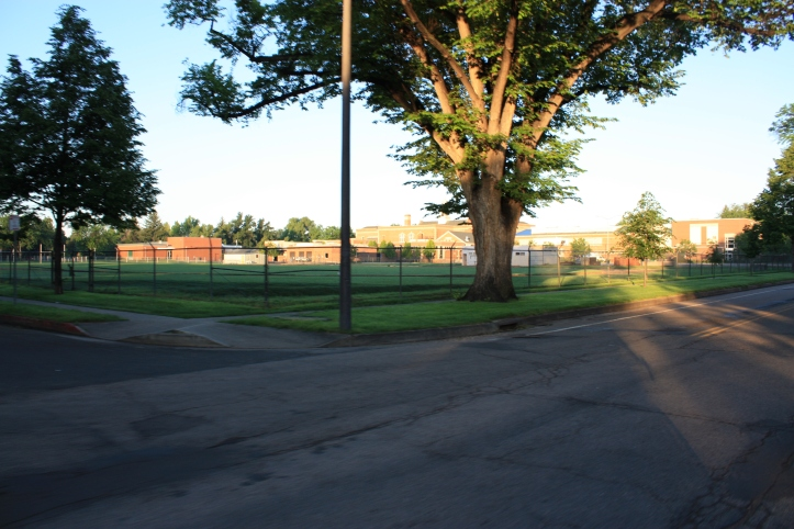 Old Fort Collins High School