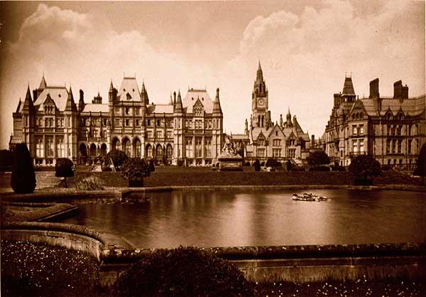 Eaton_Hall_c_1880_-_Waterhouse's_version._Photo_by_Francis_Bedford_(died_1894)