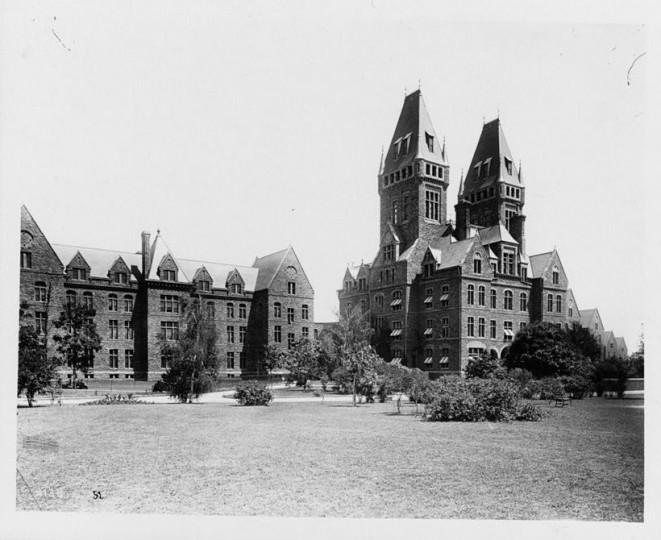 historic image buffalo state hospital