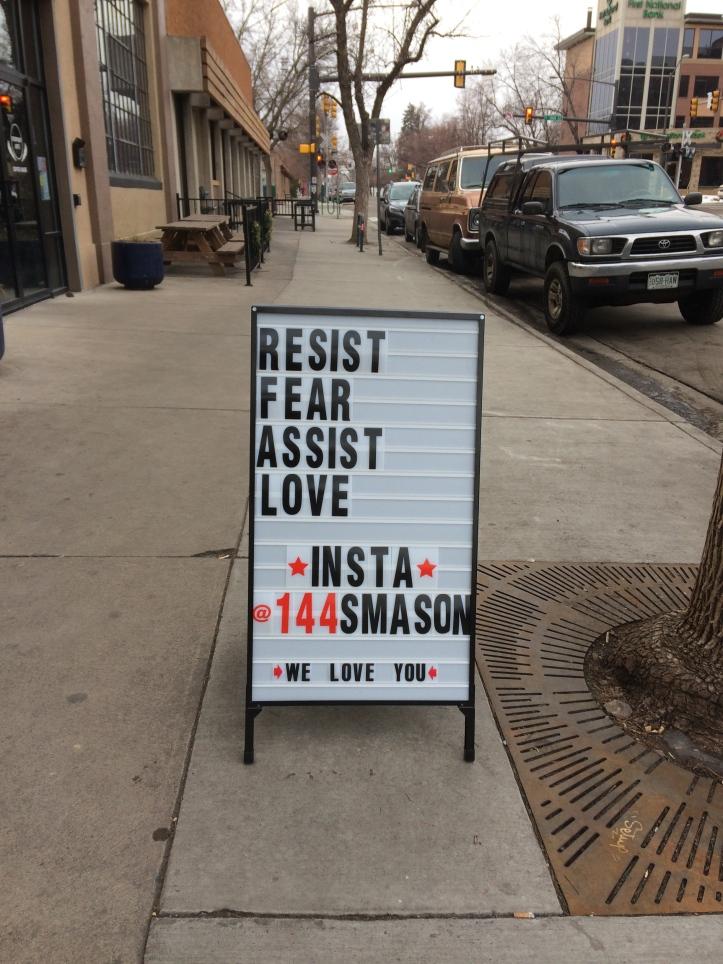 resist-fear
