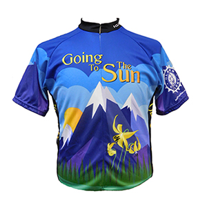 Going-to-the-Sun Road jersey
